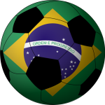 http://commons.wikimedia.org/wiki/File:Football_Brazil.png