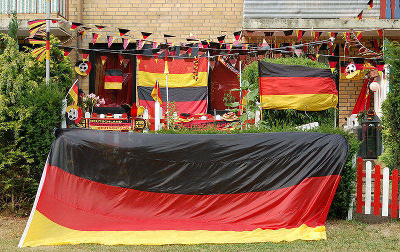 [C] http://commons.wikimedia.org/wiki/File:2010_FIFA_World_Cup_Germany_national_football_team_Fan_in_Uetersen_04.jpg