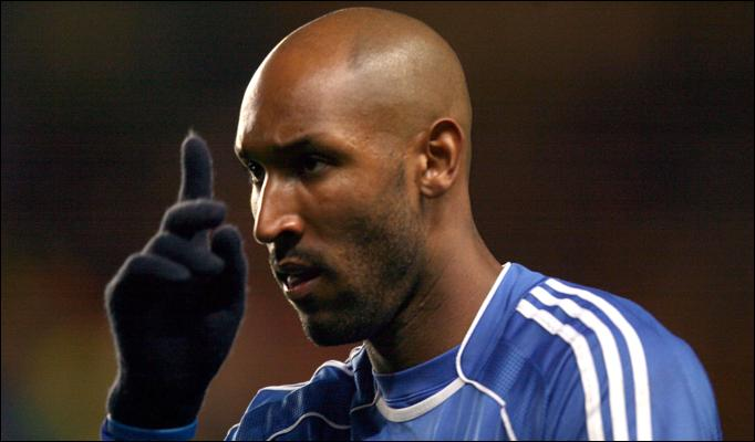 Anelka - Coming up with the goods