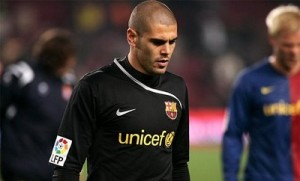 Victor Valdes - FC Barcelona goalkeeper | FC Barcelona Year End Review - Areas That Require Attention in 2014