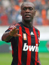 AC Milan set to appint Seedorf as new head coach