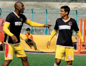 Mehtab Hossain and Uga Okpara will have to play out of their skins for an East Bengal victory.