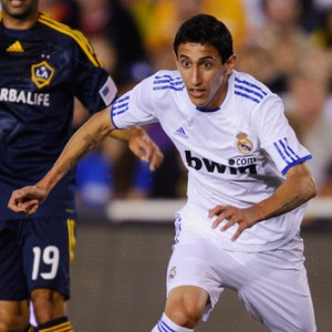 Real Madrid's Angel Di Maria conundrum: How much game time will he get?