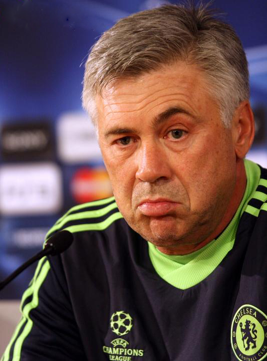Carlo Ancelotti Has Confirmed His Desire To Leave PSG For Real Madrid