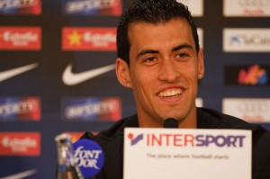 Sergio Busquets - Underrated but brilliant