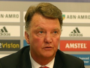 van Gaal interested in Spurs job