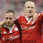 Robben and Ribery have improved with age rather than fade away, keeping Shaqiri out in the cold