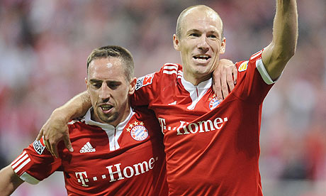 Arjen Robben and Franck Ribery - Bayern Munich winger | Raheem Sterling | Liverpool FC - The Rise, Fall And Future Of Raheem Sterling