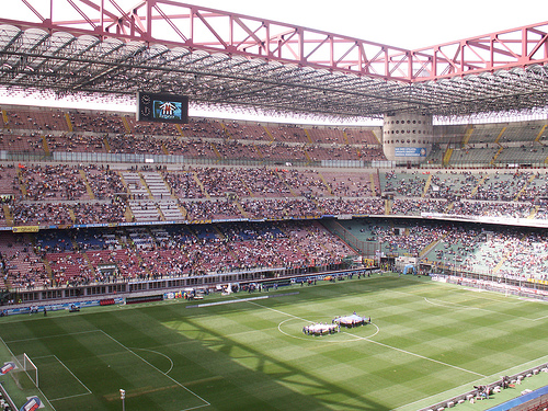 San Siro: Time to change the look?
