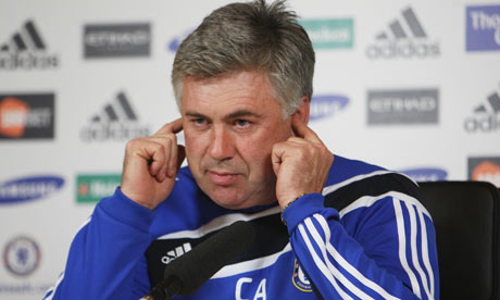 Ancelotti- Back in the business