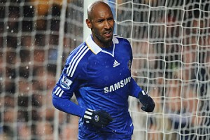 Anelka will miss the match due to injury