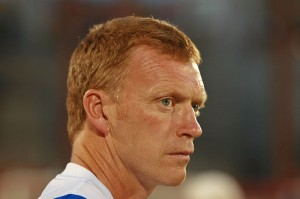 David Moyes - Will the Manchester United manager call up Ferguson for help sooner rather than later?