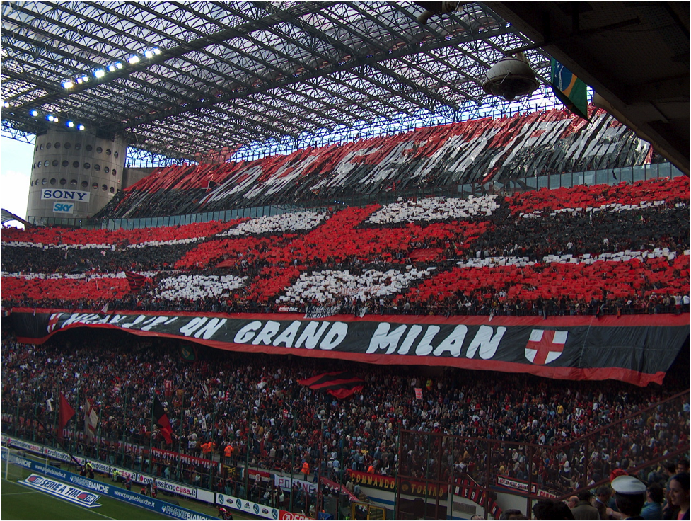 k 525 san siro milan - photo#1