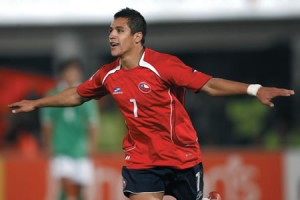 Sanchez will again be pivotal to Chile's attacks
