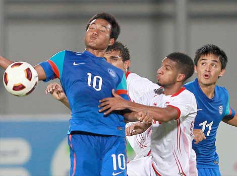 Jeje has been India's biggest find of late but we need plenty more to get us to the World Cup