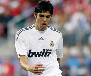where did it all go wrong for kaka at real madrid