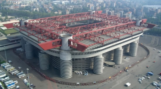 k 525 san siro milan - photo#20