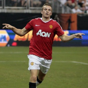 Cleverley - Not doing enough!