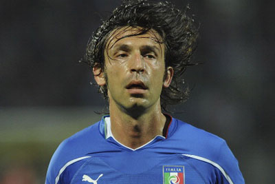 Pirlo - Back to His Old Self