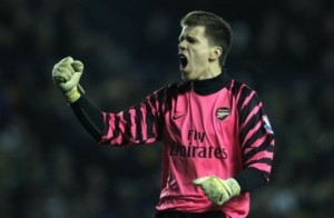 Arsenal FC Have Tied Down Wojciech Szczesny To A Long-Term Contract