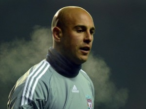 Pepe Reina on the move?