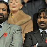 Venky's at a match