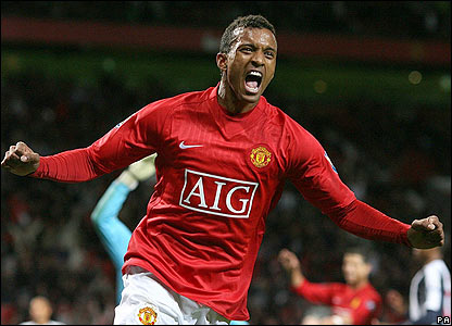 Man United Winger Nani Signs Contract Extension; Man City Defense Faces Another Injury Blow