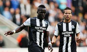 Cheick Tiote - Newcastle United midfielder | Newcastle United vs Arsenal FC - Team News, Lineups, Tactics And Prediction