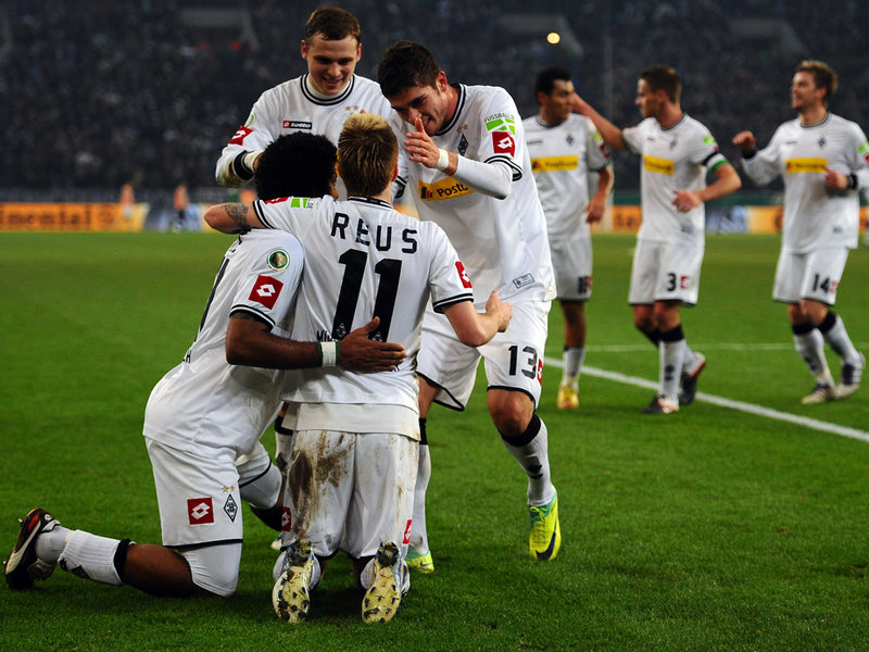 Borussia M̦nchengladbach РThe Challenge Of The UEFA Champions League