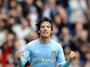 David Silva orchestrated the entire match and was instrumental in getting the three points for the visitors