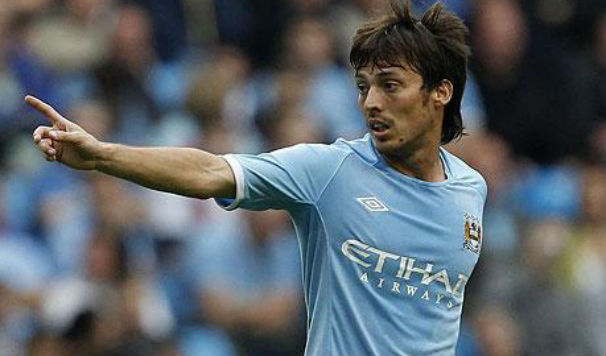 Manchester City Midfielder David Silva Injured In Training