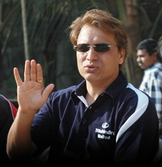 Santosh Kashyap strikes gold at ONGC
