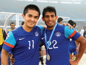 Chettri and Nabi will have to lead from the front