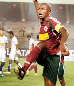 I-League: Misfiring Odafa, a genuine conern.