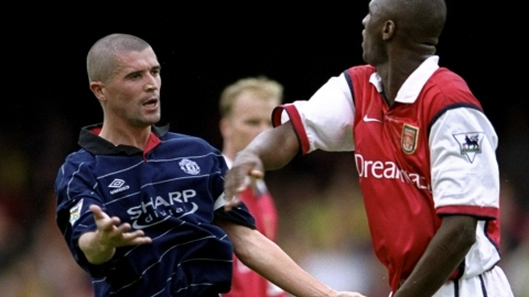 Keane-Viera -  Missing the main protagonist!