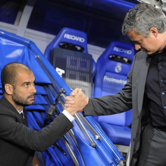 Guardiola, Mourinho | High Five - Five Greatest Rivalries