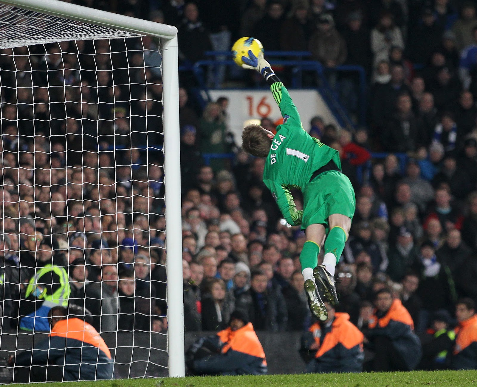 De Gea - The Flying Spaniard!