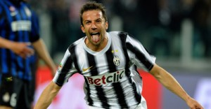 Del Piero will re-unite with Juventus next year.