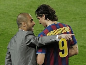Pirlo reveals his admiration for Guardiola, a manager branded by Zlatan as a 'philosopher'