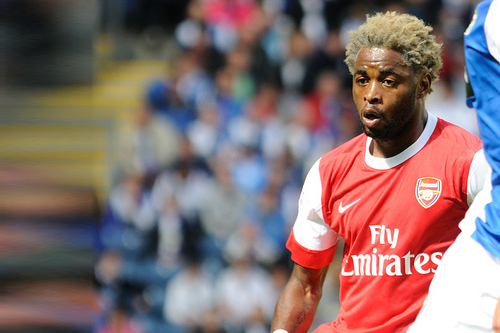 Alex Song_Arsenal