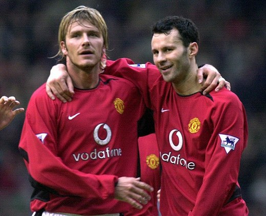 Will the Class of 92 take over United?