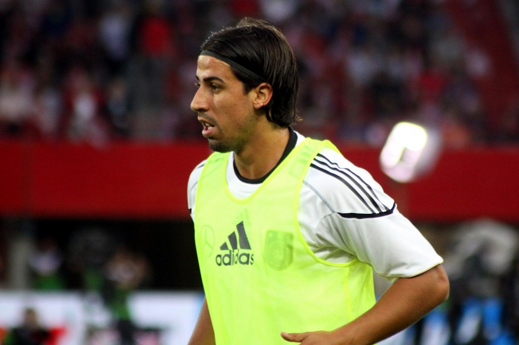 Chelsea FC Step Up Their Interest In Real Madrid Midfielder Sami Khedira