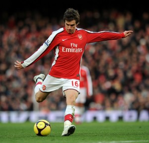 Aaron Ramsey - Ozil and Off-the-ball movement