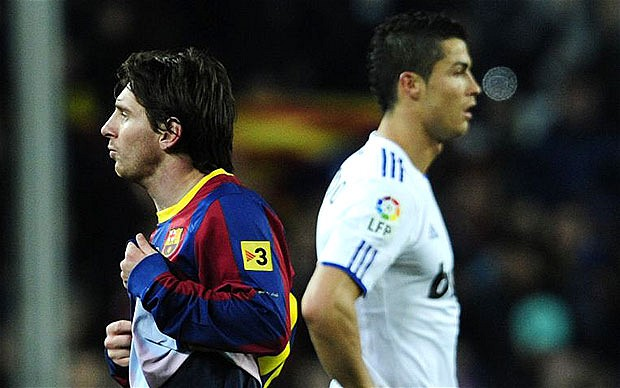 Lionel Messi and Cristiano Ronaldo | High Five: Five Greatest Rivalries