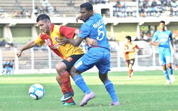 East Bengal performance review 2011-12 season