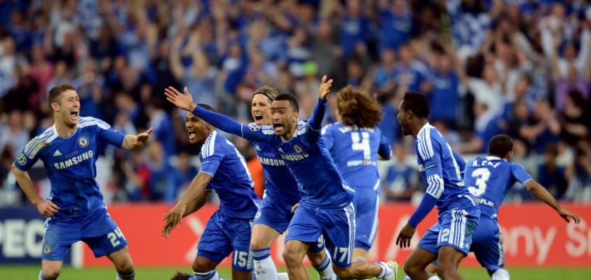 Chelsea win their first ever Champions League title beating Bayern Munich