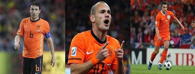 Netherland's most important players