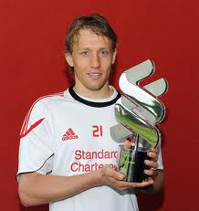 Lucas Leiva - Liverpool need an alternative for him