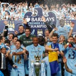 Man City - Champions of England!