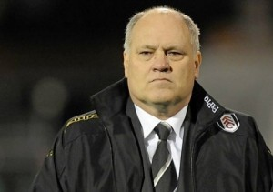 Martin Jol - Fulham manager | Fulham vs Man United - Team News, Tactics, Lineups, Prediction